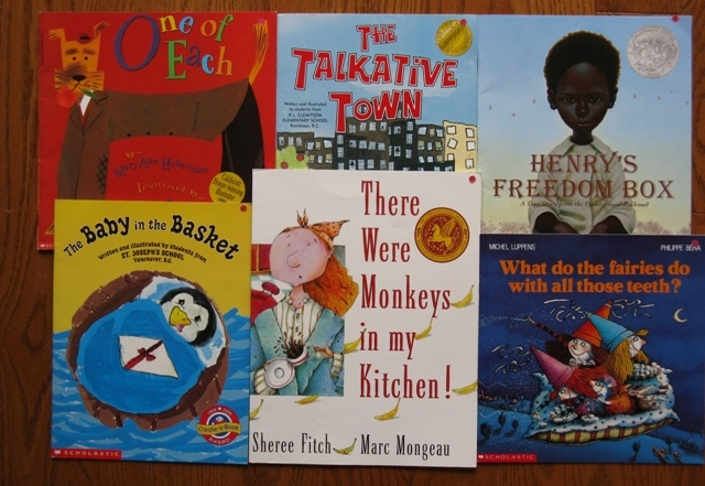 award winning books 1
