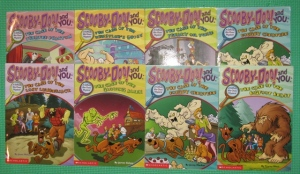 Jr. Chapter Books