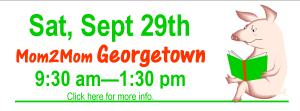 Georgetown M2M Sale